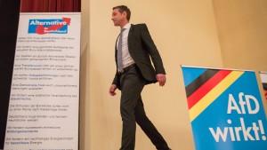 Wegen Protest: AfD sagt Höcke-Auftritt ab