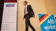 Tritt doch nicht in Fulda auf: AfD-Funktionär Höcke