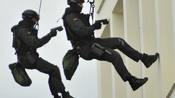 Neue Anti-Terror-Einheit auch in Hünfeld