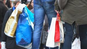 Stoffbeutel für alle statt Plastiktüten
