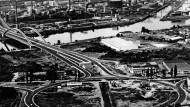 Kaiserleibrücke vor 50 Jahren eröffnet