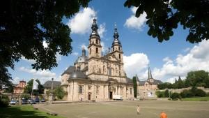 Ein Denkmal des Katholizismus