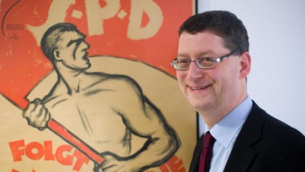Schäfer-Gümbel neuer starker Mann der SPD