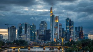 Rund 2000 Stellen weniger am Finanzplatz Frankfurt erwartet
