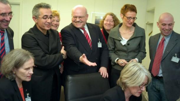Koalitionspartner für 2011 gesucht