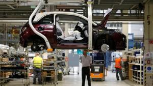 Opel fährt neuerdings dem Automarkt voraus