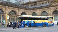 Insolventer Fernbus-Pionier hofft auf Übernahme