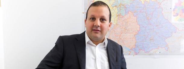 Für Kollegen ein Held: Moussa Benayad spendete Stammzellen für eine junge Französin.