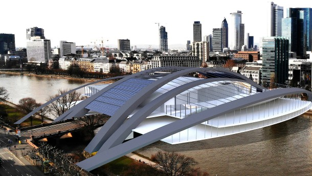 Theater-Insel oder Opern-Brücke