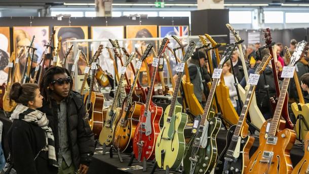 Musikmesse erst wieder 2022