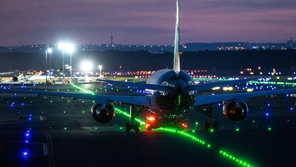 Koalitionsvertrag: Flughafen im Fokus