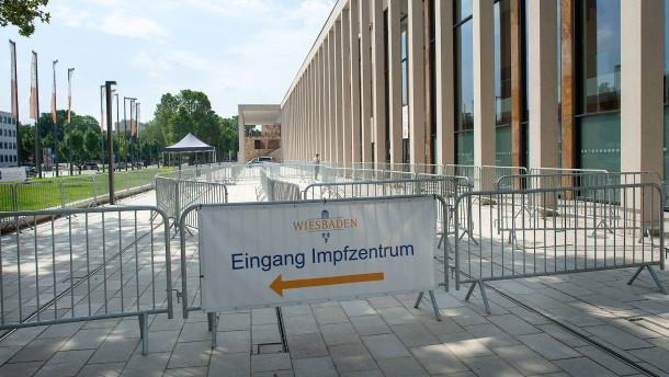 Inzidenz in Frankfurt sprunghaft gestiegen