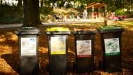 Alles wird teurer: doch die Müllgebühren nicht.