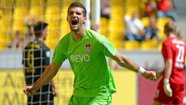 Kickers Offenbach atmen vorsichtig auf