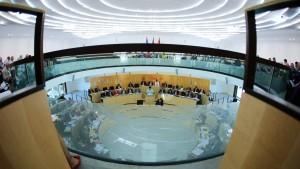 FDP verursacht Feueralarm im Landtag