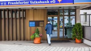 Bankenverband rechnet mit kräftigem Abbau von Filialen