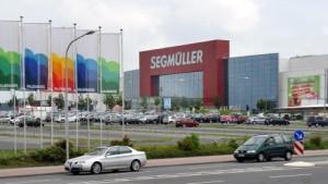 Frankfurt konnte Segmüller nichts anbieten