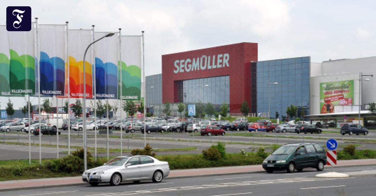 Möbelhändler auf Standortsuche: Frankfurt konnte Segmüller nichts ...