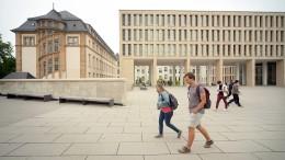 An drei Universitäten gleichzeitig einschreiben