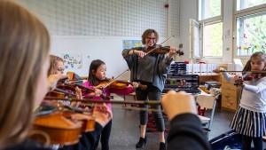 Mehr Geld für Musikschulen