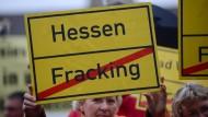 Hessen will Fracking verbieten lassen