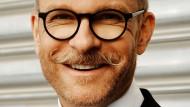 Will OB von Frankfurt werden: Karsten Schloberg, Friseurmeister
