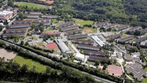 Wohnviertel für 3000 Menschen