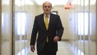 Auf neuer Mission: Der ehemalige amerikanische Notenbank-Chef Ben Bernanke soll Pimco als Berater wieder nach vorne bringen.