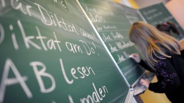 Thema Schule betrachten die Bürger als vordringlich