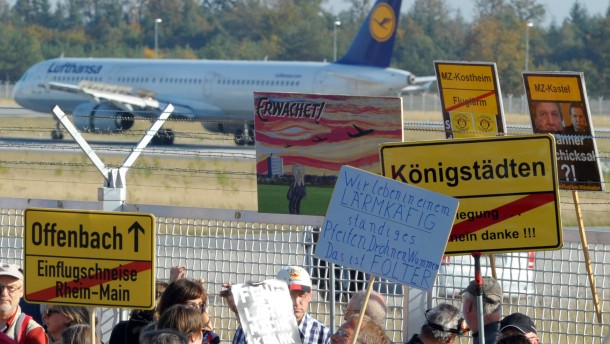 Initiative gegen Fluglärm im Bundesrat eingebracht