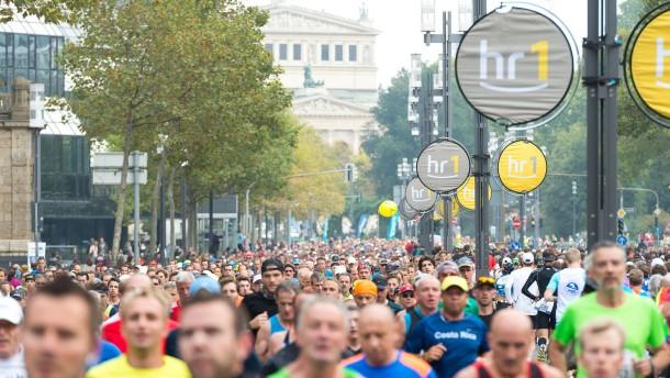 15.000 Sportler in Bewegung