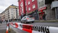 Bandenkrieg in Frankfurt: Mit Totschläger und Messer gegen den Feind