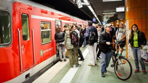 In den S-Bahnen wird bald  öfter kontrolliert
