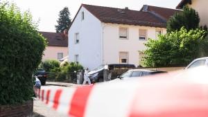 Zwei Tote in Wohnhaus in Kahl gefunden
