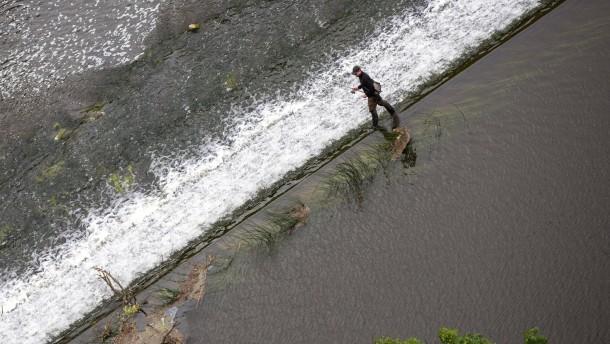 Viel Grundwasser: Flüsse in Hessen gut gefüllt