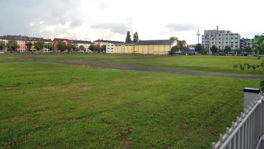 Vor dem Verkauf: das Siemens-Areal in Frankfurt-Bockenheim.