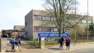 Wird sie geschlossen? Die Bürger in Rüsselsheim stimmen über die Zukunft der Gerhart-Hauptmann-Schule ab.