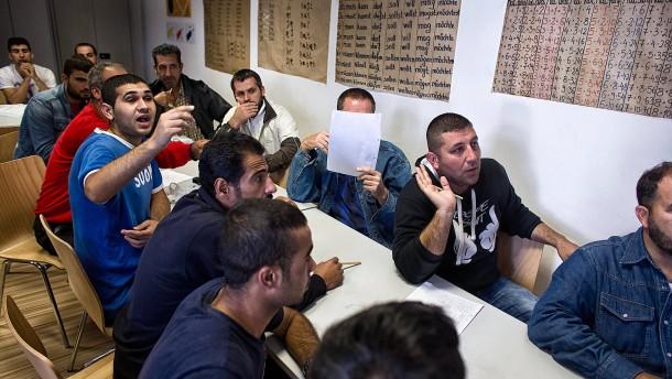 Guter Ruf in Flüchtlingskreisen