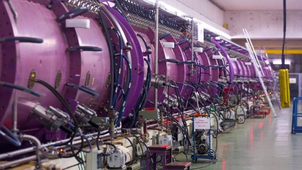250 Millionen Euro mehr für Teilchenbeschleuniger