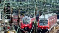 Die S-Bahn ist 2014 unpünktlicher