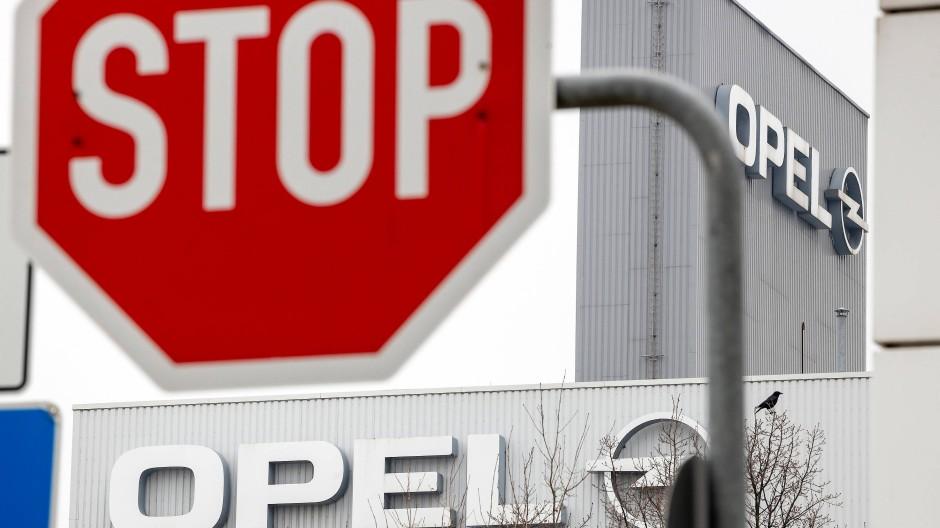 Halteposition: In Eisenach ruht die Grandland-Produktion bei Opel bis mindestens Jahresende zugunsten des Konzern-Standots Sochaux