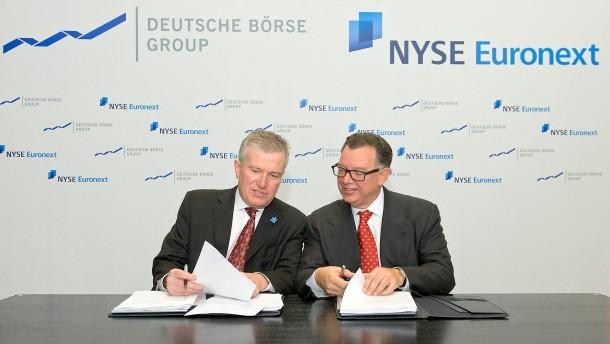 Gutachten: Hessen muss Börsen-Fusion verbieten
