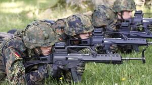 Bundeswehr schließt Alheimer-Kaserne