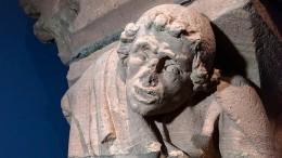 Selfie aus dem Mittelalter im Mainzer Dom