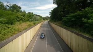Der Lohbergtunnel, ein Trogbauwerk und des Bürgers Wut