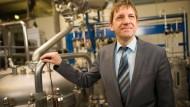 Spitzenreiter: Keine Rhein-Main-Aktie schnitt 2016 besser ab die von Jürgen Eck geführte Brain Biotechnology AG aus Zwingenberg - und die Party geht weiter