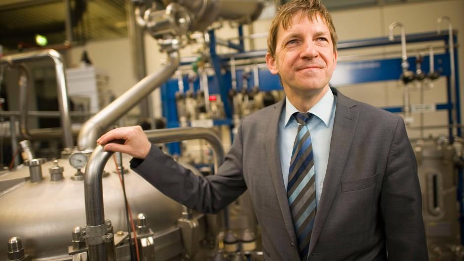 Wechsel: Jürgen Eck hört als Chef der Brain Biotechnology AG aus Zwingenberg auf und bleibt als Berater an Bord