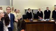 Hessischer Neonazi schwänzt Zeugenauftritt