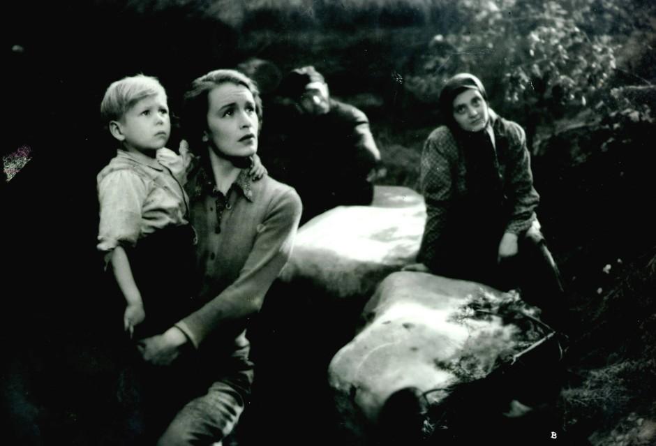 """""""Die Todgeweihten"""": Bei dem Film mit dem lateinischen Titel""""Morituri"""" aus dem Jahr 1948 übernahm Brauner für CCC die Produktion."""