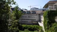 Vorhaben: Neben dem Frankfurter Goethehaus ist auf dem ehemaligen Börsenvereinsareal der Bau des Romantikmuseums geplant